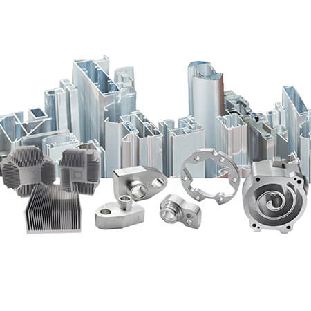 Extrusionsteile - EMP Series Precision Parts