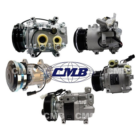 compressore di AC dell'automobile - CMB
