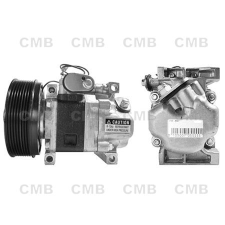 Mazda Air Conditioner Compressor - PA-02-24